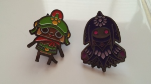 Exclusive Felyne Pins