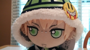 Noiz's cute little face!