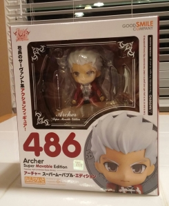 Archer Nendoroid from GoodSmile Company!