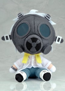 Mask on...