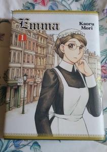 Emma Hardcover Omnibus by Yen Press!