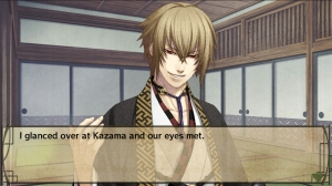 Hello there, Kazama!