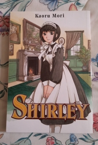Shirley manga released by CMX