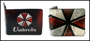 Resident Evil Umbrella wallet!