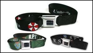 Resident Evil belts!