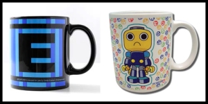Megaman mugs!