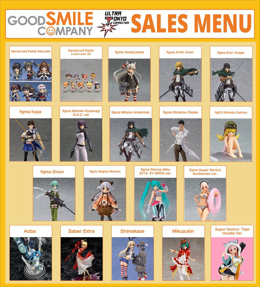 Anime Expo 2015 and Their Exclusives! (3/6)