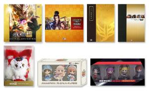 Koei Tecmo exclusive goods!