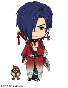 Koujaku Nendoroid will be released soon!