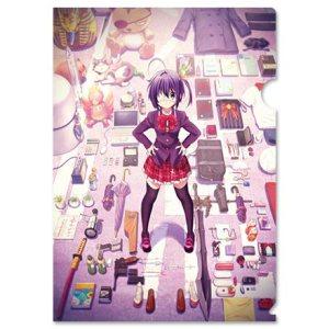 Takanashi Rikka · Kai Plastic File Set!