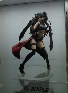 Aniplex +'s Rin figure on display!