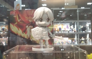 Majora's Mask Link Nendoroid on display!
