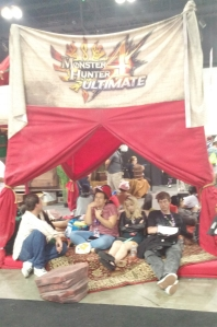 Monster Hunter Caravan!