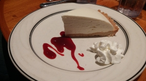 And of course...MORE tofu cheesecake!