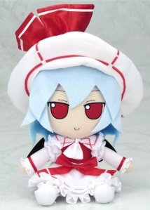 Remilia Scarlet plush!