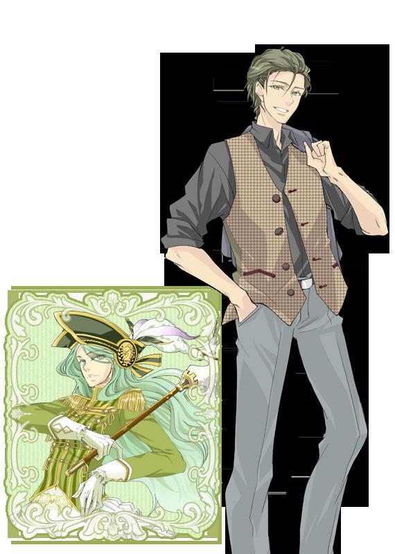 Meet the Witch boy Magical piece Main Cast! (3/6)