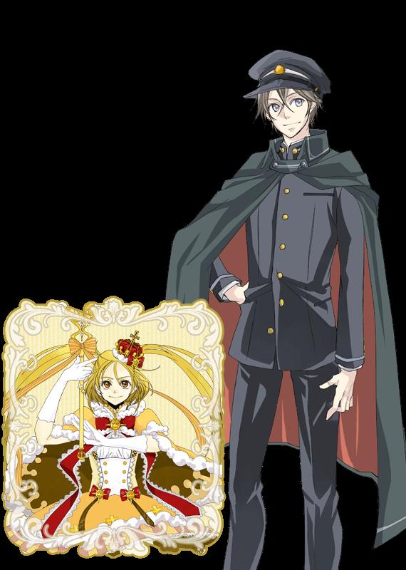 Meet the Witch boy Magical piece Main Cast! (1/6)