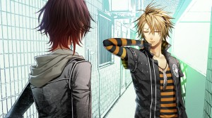 Alright, time for Shin to fight Toma