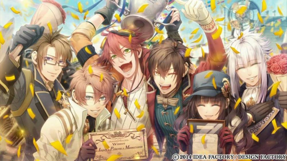 Otome Game October Survey - Steph Edition & Amnesia: Memories Giveaway Winners! (5/6)
