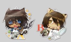Asato & Bardo acrylic strap