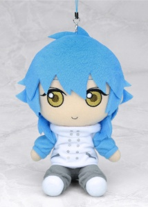 Kid Aoba plush strap. ADORABLE! ✨