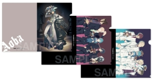 DRAMAtical Murder clearfile set