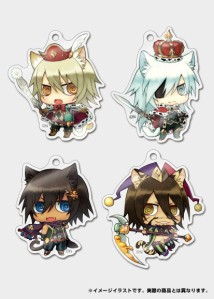 Lamento Beyond the Void Trump Ver. acrylic straps