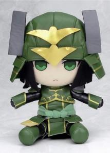 Shibata Katsuie from Sengoku Basara 4!