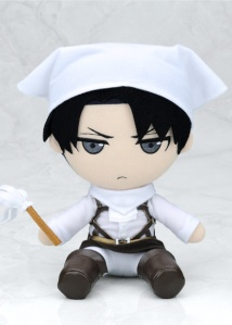Levi (cleaning ver.) from Shingeki no Kyojin!