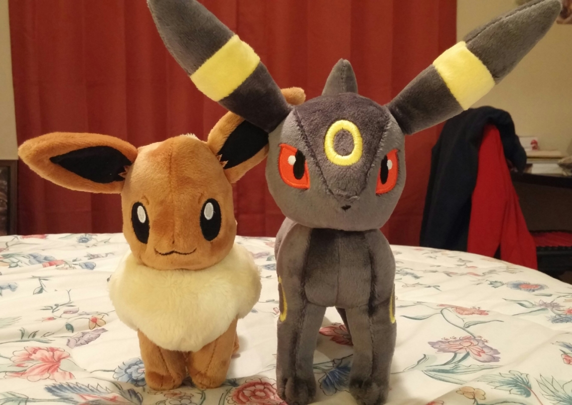 Eevee&Umbreon
