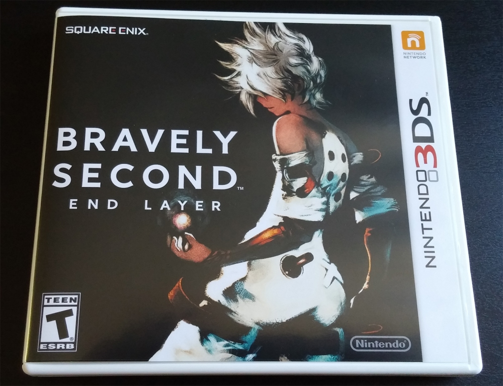 28 - Bravely Second Game