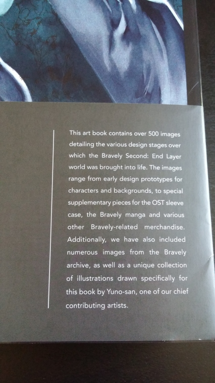 It's the translated art book!