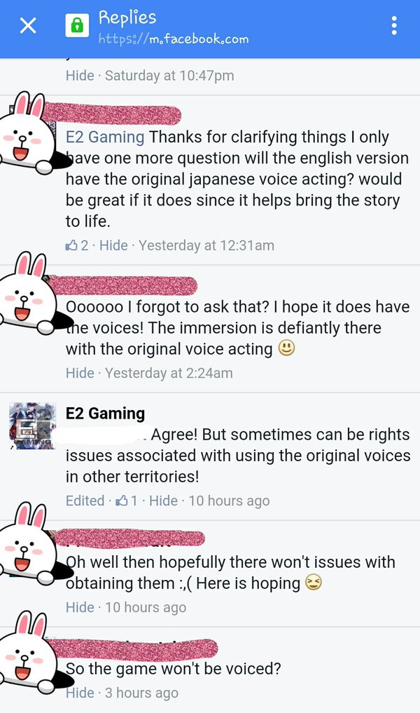 8 - Voice Acting