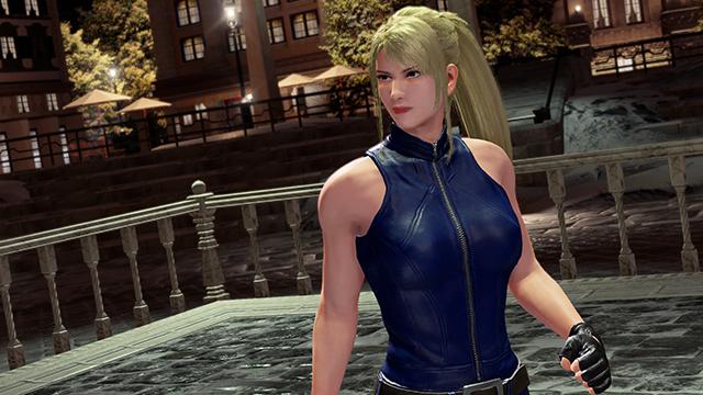 Virtua Fighter 5 Ultimate Showdown - Character Screenshot (Sarah) sm